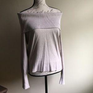 White House Black Market Sweater Long Sleeve Large
